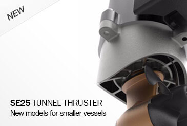 Side-Power SE25 Tunnel Thrusters